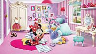 Фотообои детские Дисней (флизелин, бумага) 368x254 см Комната для девочек  (1579CN)