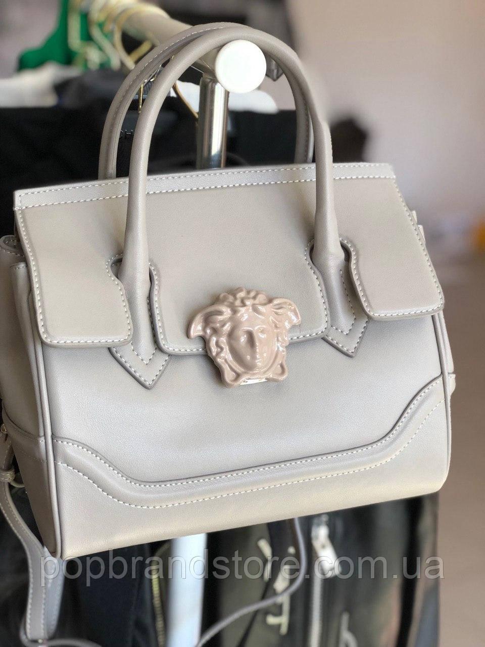 Стильная женская сумка VERSACE Palazzo Empire (реплика), фото 1