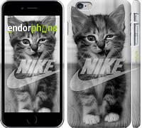 "Чехол на iPhone 6 Plus Спортивный котик ""2715c-48"""