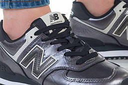 Кросівки жіночі 574wnf, фото 3