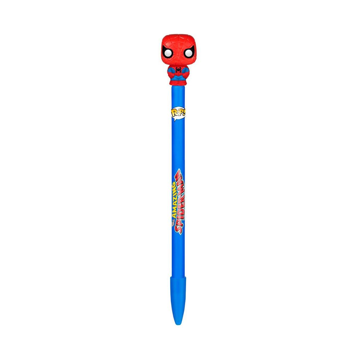 Шариковая ручка FUNKO POP! - ГЕРОИ MARVEL: ЧЕЛОВЕК-ПАУК