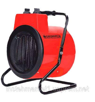 Обогреватель электрический Grunhelm GPH 3R (1,5 - 3 кВт) в интернет-магазине