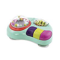 Музыкальная игрушка - ШАРИКИ-ФОНАРИКИ (свет, звук, на присосках), фото 1