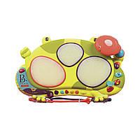 Музыкальная игрушка – КВАКВАФОН (свет, звук)