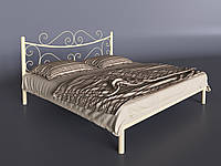 Двуспальная кровать Tenero Азалия металлическая, фото 1