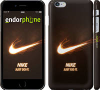 "Чехол на iPhone 6 Plus Nike 4 ""1000c-48"""
