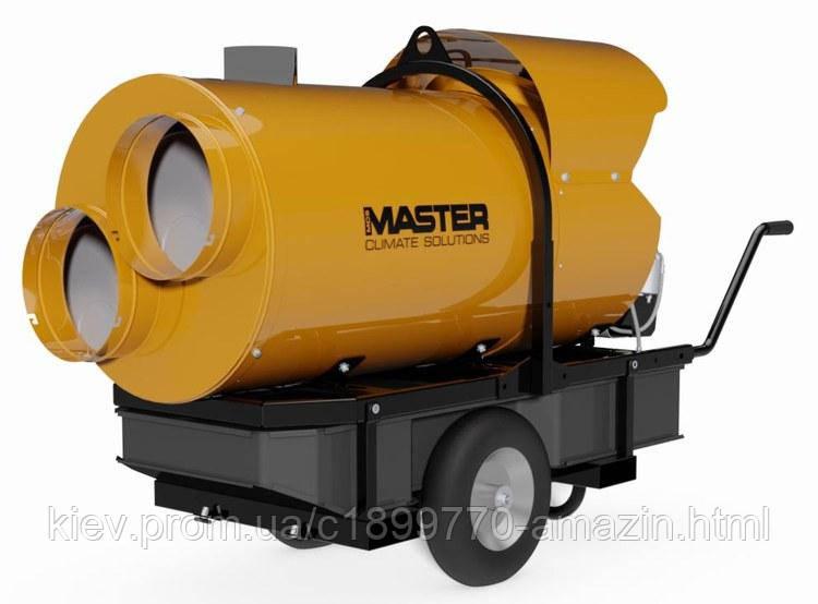 Дизельная тепловая пушка MASTER BV 500 непрямого нагрева на 150 кВт
