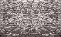 Фотообои 3D 368х254 см : Стена из декоративного камня (1932CN)