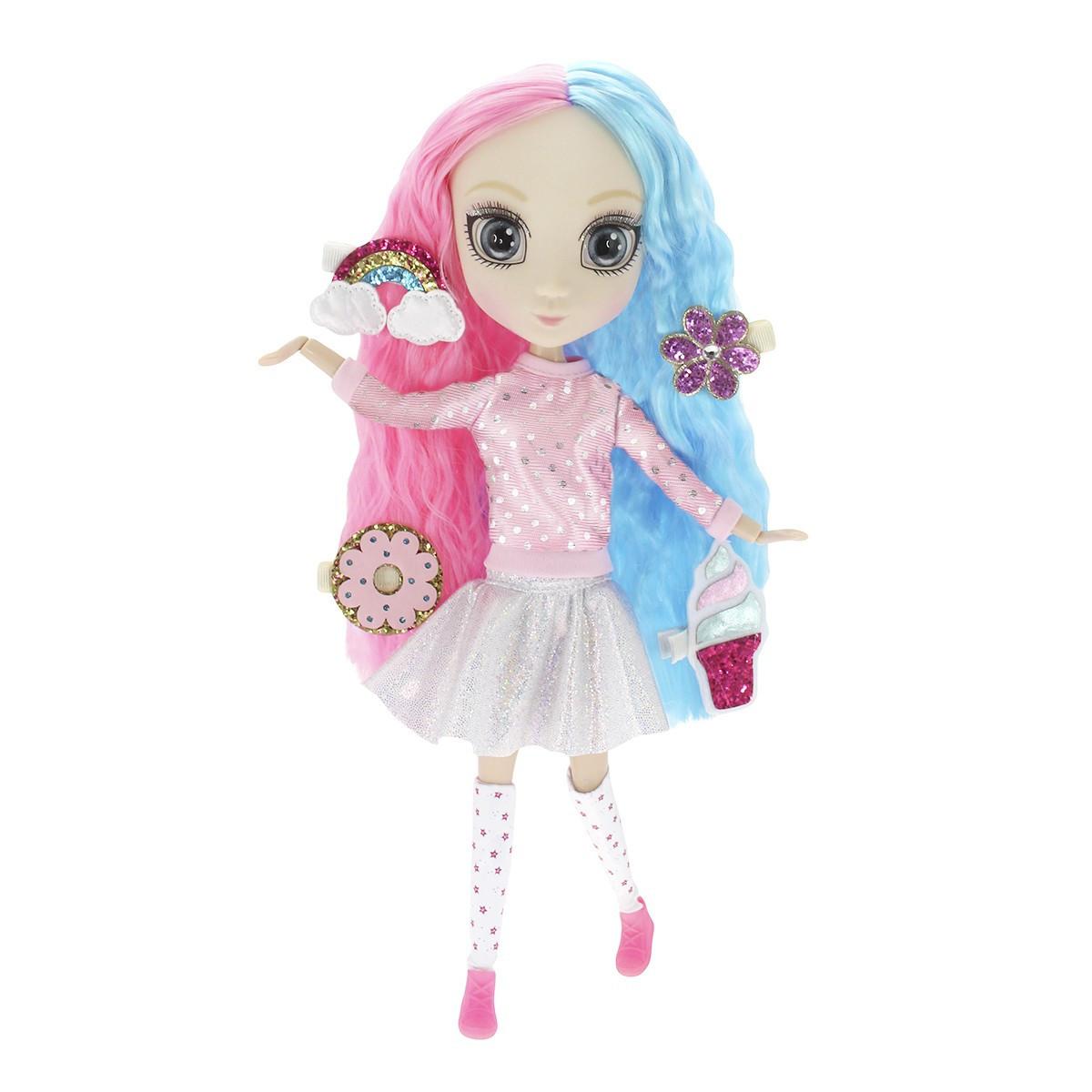 Кукла SHIBAJUKU S3 - ЮКИ (33 см, 6 точек артикуляции, с аксессуарами)