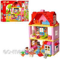 Конструктор Gorock 1042 Кукольный загородный домик