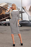 Платье / креп костюмный / Украина 40-1150, фото 1