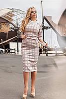 Платье / креп костюмный / Украина 40-01150, фото 1