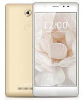 """Смартфон Leagoo T1 PLUS 3/16Gb Gold, 2sim, 13/13Мп, 5.5"""" IPS, GPS, 2650mAh, 4G, 4 ядра, фото 1"""