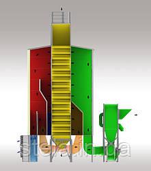 """Конструкция сушилок  """"Stela"""" c рекуперацией энергии"""