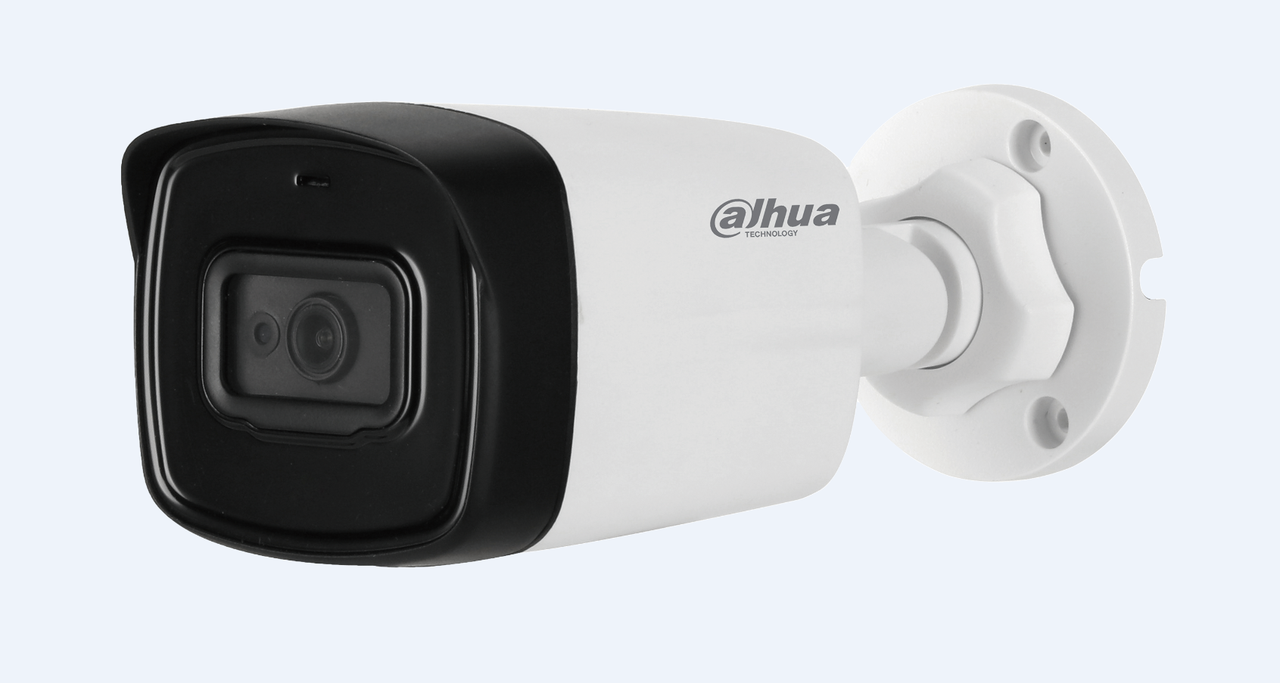 Видеокамера Dahua HDCVI  DH-HAC-HFW1400TLP-A 2.8mm