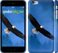 "Чехол на iPhone 6 Plus Летящий орёл ""148c-48"""