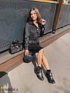 Вельветовое платье - рубашка с длинным рукавом 31plt181, фото 3