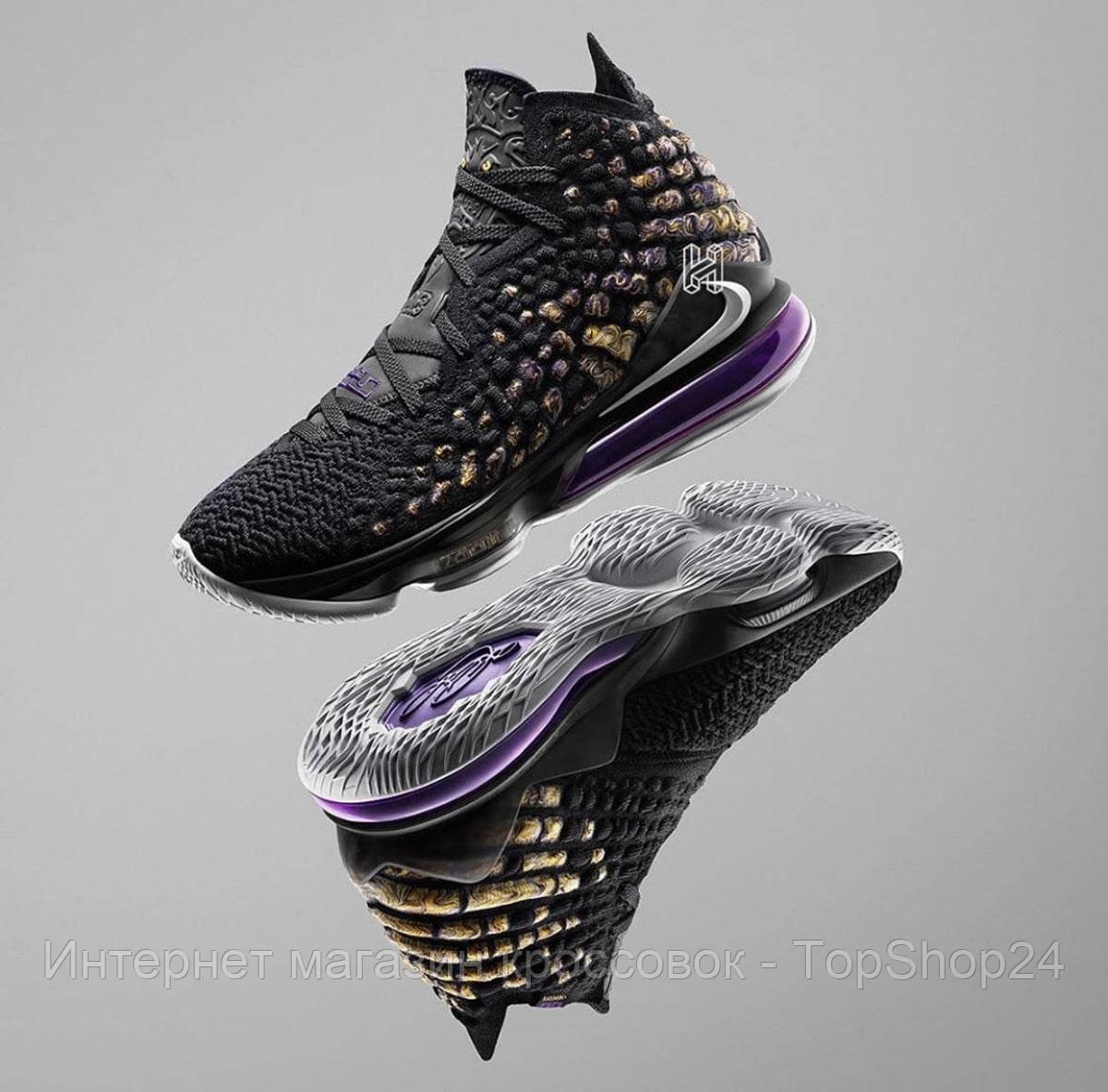 Nike представил самые ожидаемые кроссовки сезона из линейки Леброна Джеймса