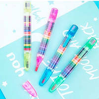 Ручка карандаш с масляной краской