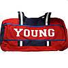 Спортивная сумка Sport Young красная с синим