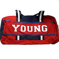 Спортивная сумка Sport Young красная с синим, фото 1