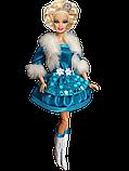 """Одежда для кукол Барби """"Снегурочка"""", фото 3"""
