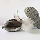 Теплые осенние сапоги-ботинки девочкам, р. 30, стелька 19 см, фото 8