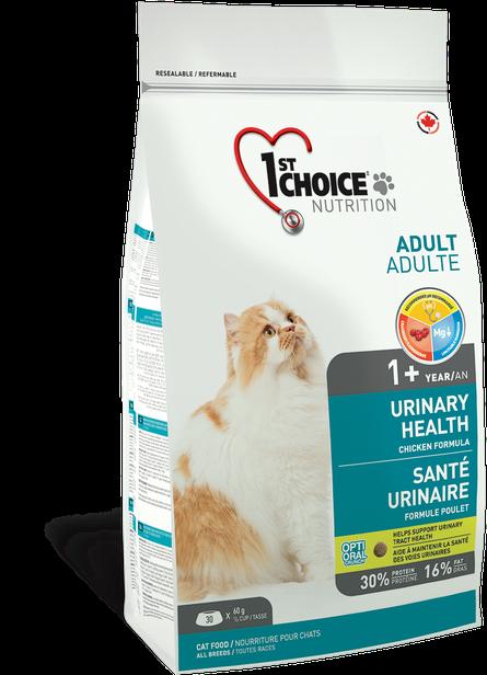 Сухий корм Фест Чойс Уринари 1st Choice Urinary Health для кішок схильних до сечокам'яної хвороби 1,8 кг