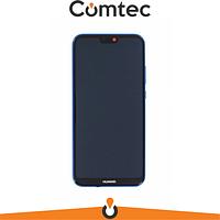 Дисплей для Huawei P20 Lite Dual Sim (ANE-L21/ANE-LX1)/Nova 3e с тачскрином (Модуль) синий