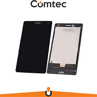 Дисплей для Huawei MediaPad T3 7.0 (BG2-U01), версия 3G с тачскрином (Модуль) черный, оригинал