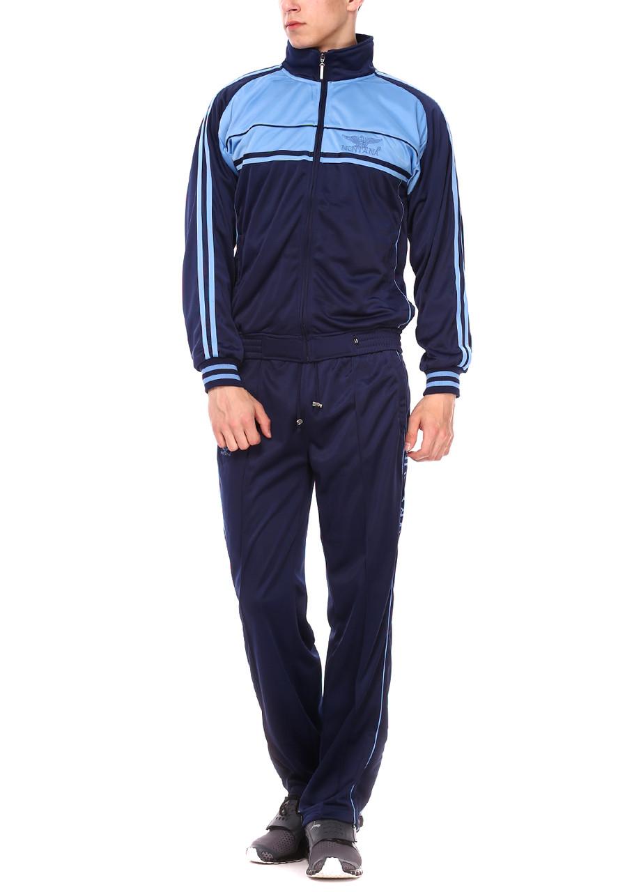 Спортивный костюм MONTANA 27051 Navy/Blue