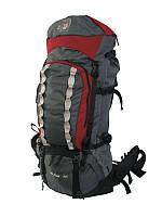 Туристический рюкзак 80 л Onepolar 1262 красный