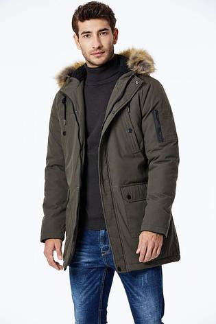Куртка-парка мужская теплая\зимняя Glo-Story, фото 2