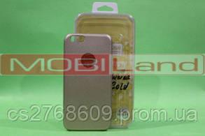 Задня кришка iPhone 6 шкіра золота