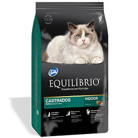 Сухой корм для кастрированных и стерилизованных кошек старше 7 лет Эквилибрио Equilibrio Mature Neutered 500 г