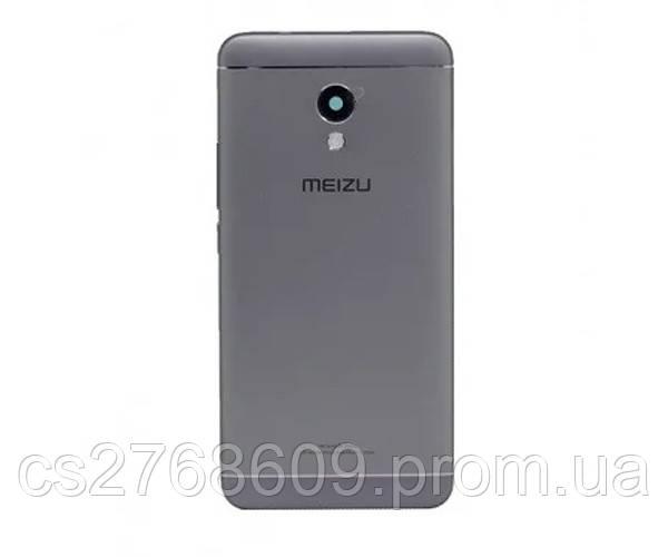 "Задня кришка Meizu M5s (dark grey) ""Original"""