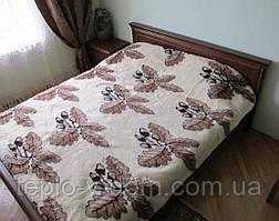 """Одеяло-плед из овечьей шерсти """"Eluna"""" 160х220"""