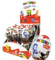 "Шоколадное яйцо ""Сюрприз"" 25 гр."