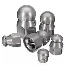 Форсунки для прочищення каналізаційних труб