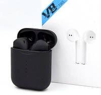 Беспроводные Bluetooth наушники HBQ V8 TWS Bluetooth 5.0 black
