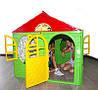 Домик детский,129 см*69 см*120 дом будиночок DOLONI-TOYS АРТИКУЛ 02550/13, фото 3