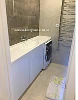 Столешница в ванную комнату. Умывальник