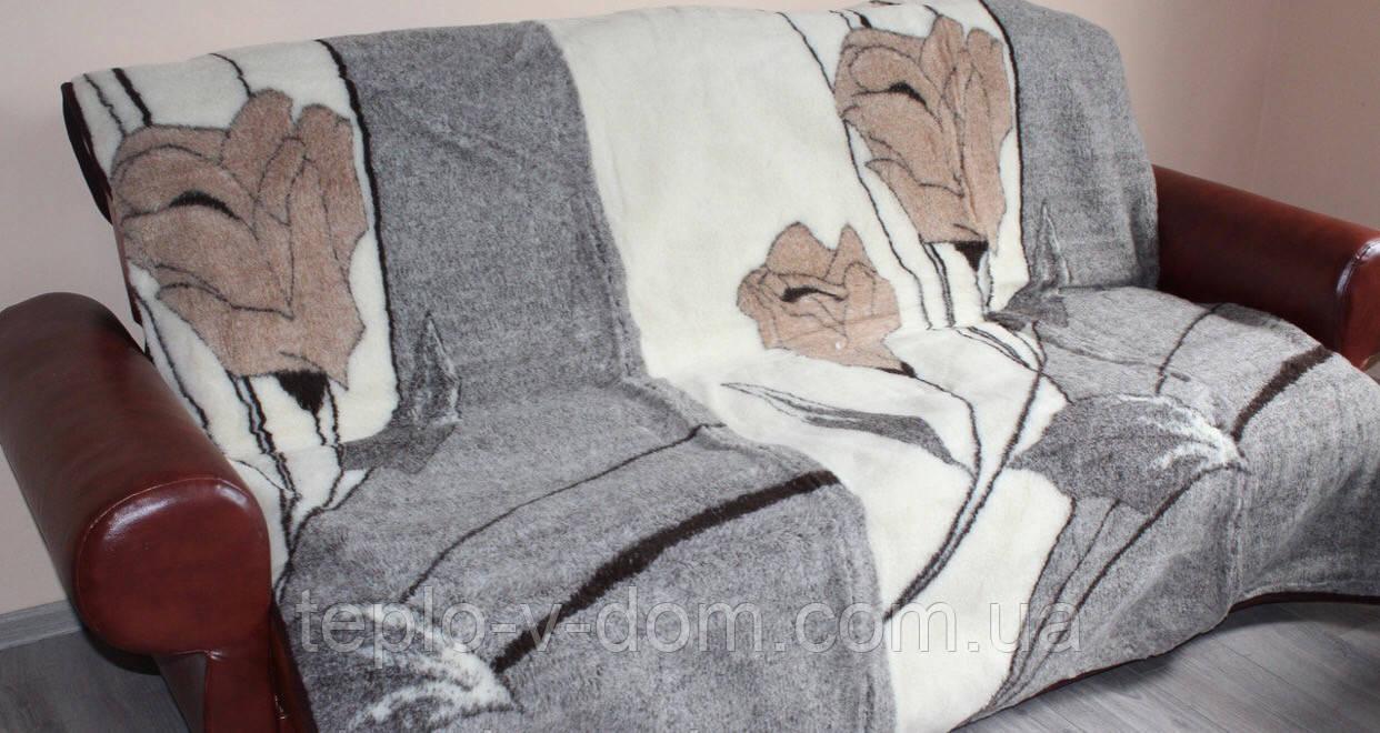 """Одеяло из овечьей шерсти """"Eluna"""" (полутороспальное)"""