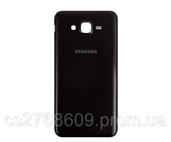 "Задня кришка Samsung J700/J7 (black) ""Original"""