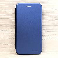 Чехол-книжка G-Case для Xiaomi Redmi Note 5 (Синий)