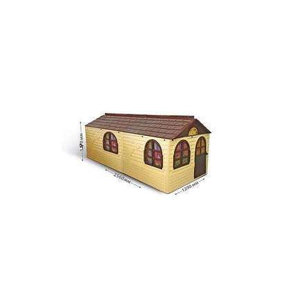 """DOLONI-TOYS """"Будинок со шторками"""" 02550/22,домик,дом, фото 2"""