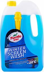 Омыватель авто стекла зимний  -20С Turtle Wax Liquid Fire  W-4047 4л