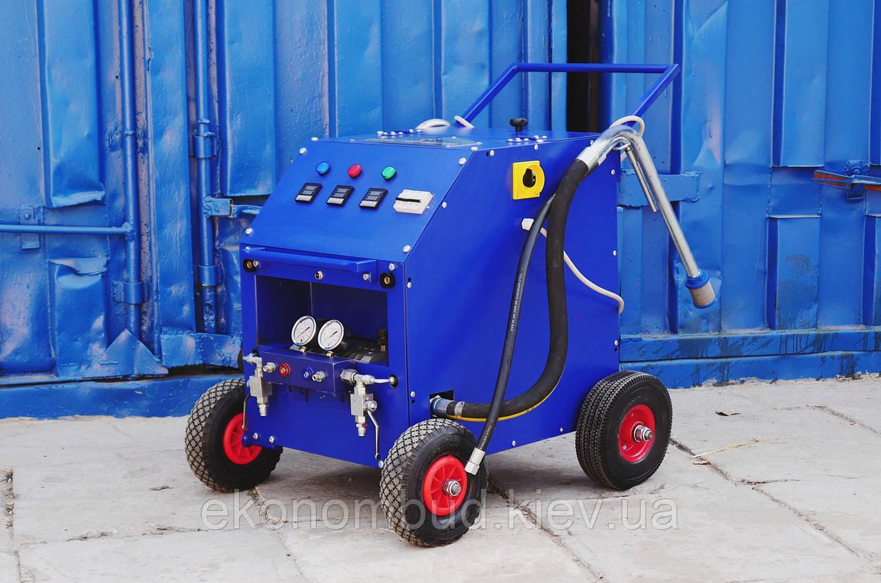 Оборудование для напыления ППУ, полимочевины высокого давления S12000