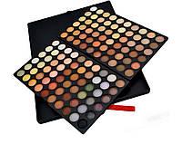 Палитра теней теплых тонов Mac Cosmetics №4, 120 цветов, реплика