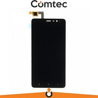 Дисплей для Xiaomi Redmi 3/3 Pro/Redmi 3s/3s Prime/Redmi 3x с тачскрином (Модуль) черный, оригинал